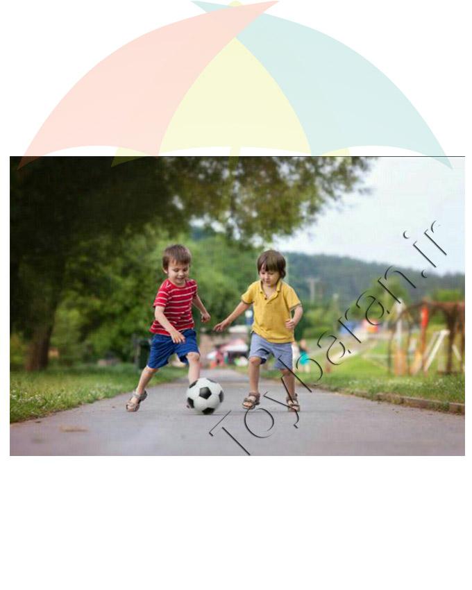 تاثیر ورزش روی کودکان