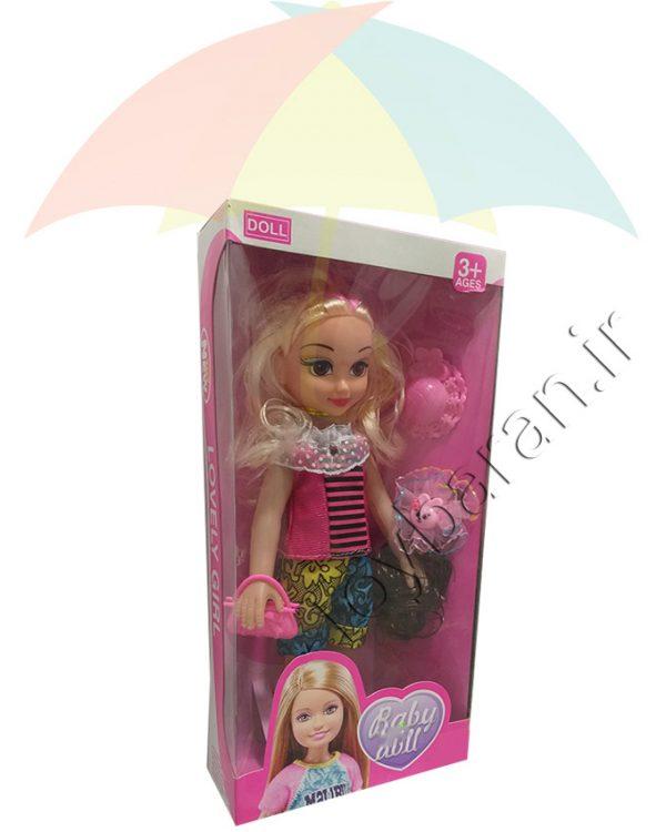 عروسک باربی Baby doll |