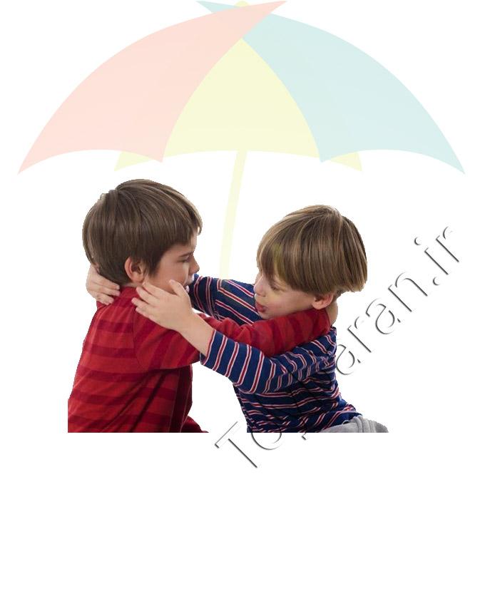 چگونگی کنترل دعوای کودکان