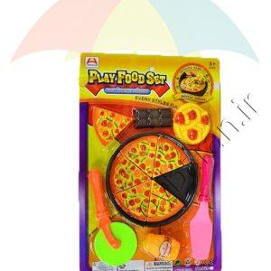 ست پیتزا اسباب بازی