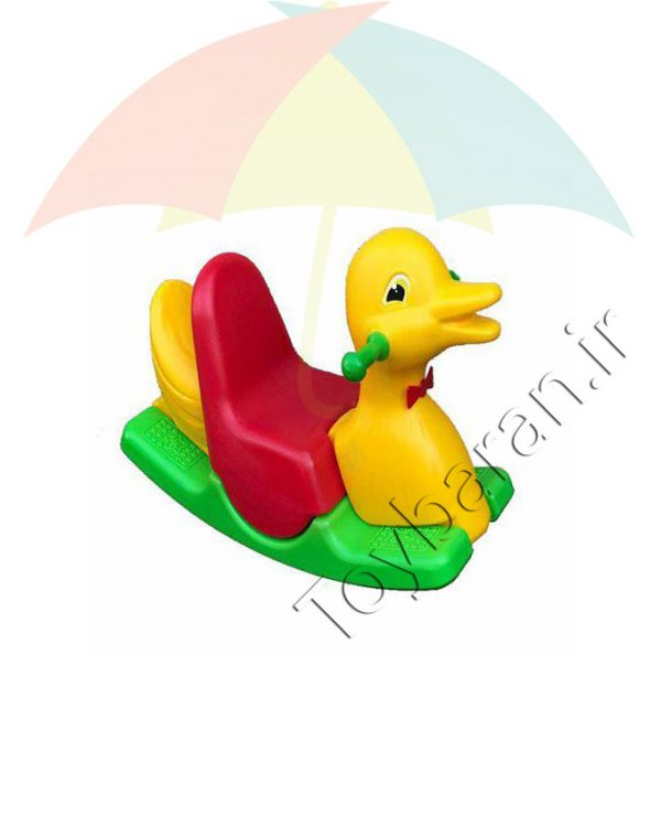 راکر اردک چند تکه ای