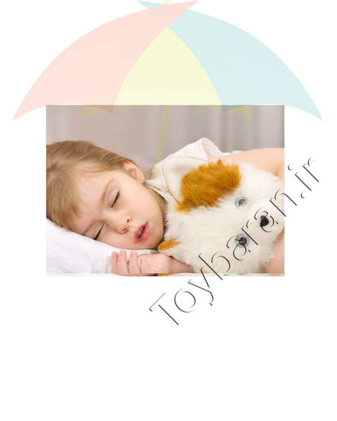 خوابیدن کودکان