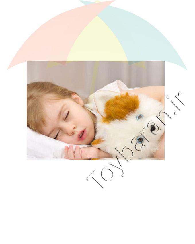 علت از خواب پریدن کودکان