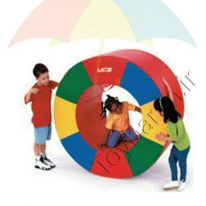 دایره فومی خانه بازی کودکان