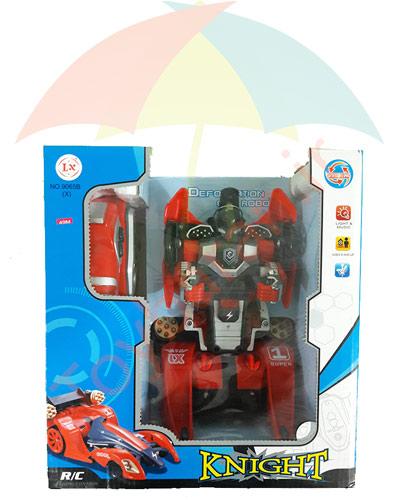 ربات کنترلی شارژی