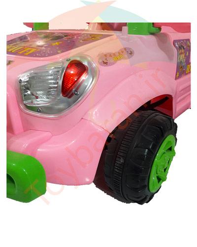 ماشین بازی سواری