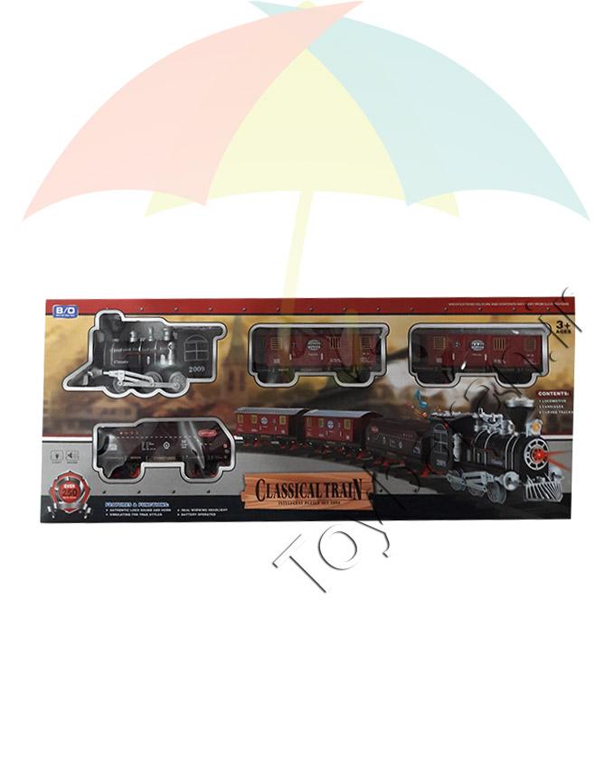 قطار ریلی موزیکال