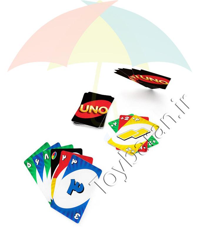 کارت بازی اونو