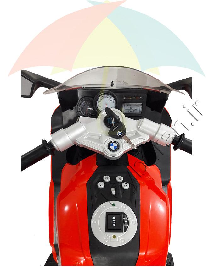 موتور شارژی BMW