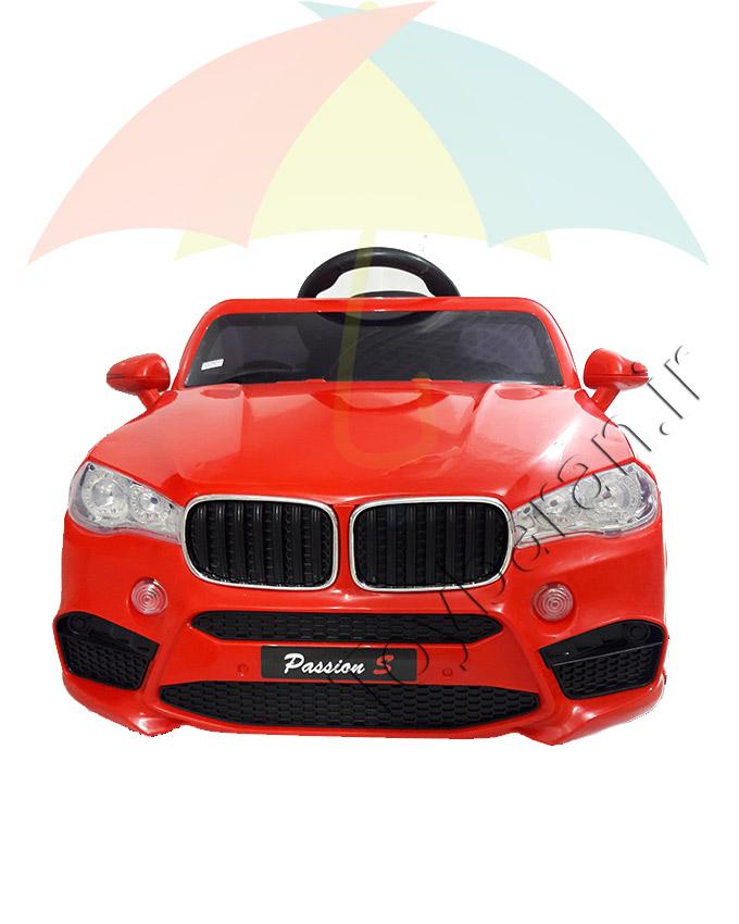ماشین شارژی BMW دو سرعته