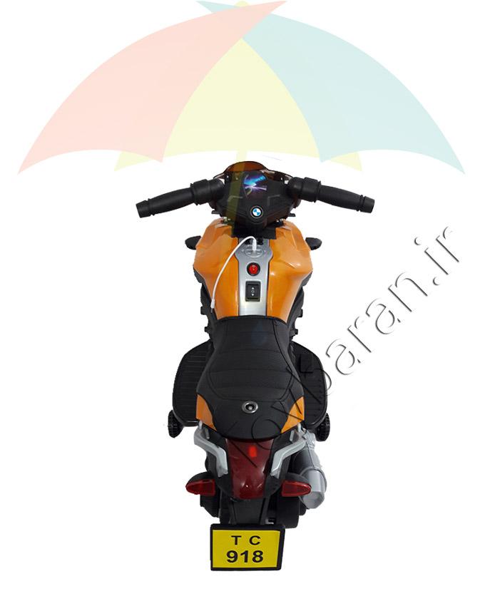موتور شارژی سواری BMW