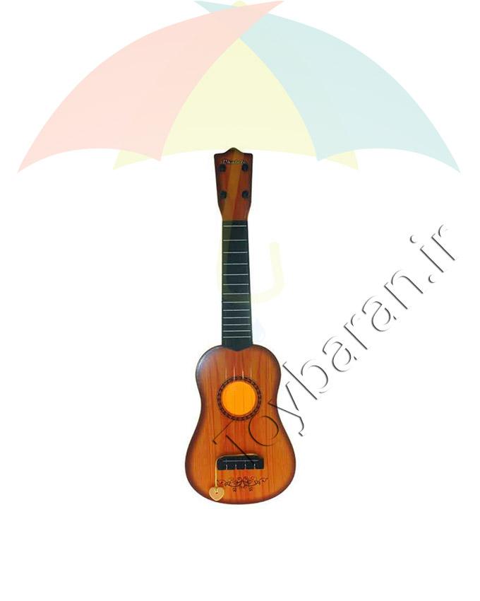 گیتار طرح چوب کوچک