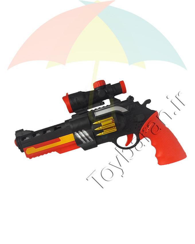 تفنگ تیر ژله ای ابری