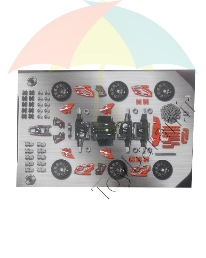 ماشین کنترلی حرفه ای ۶ چرخ