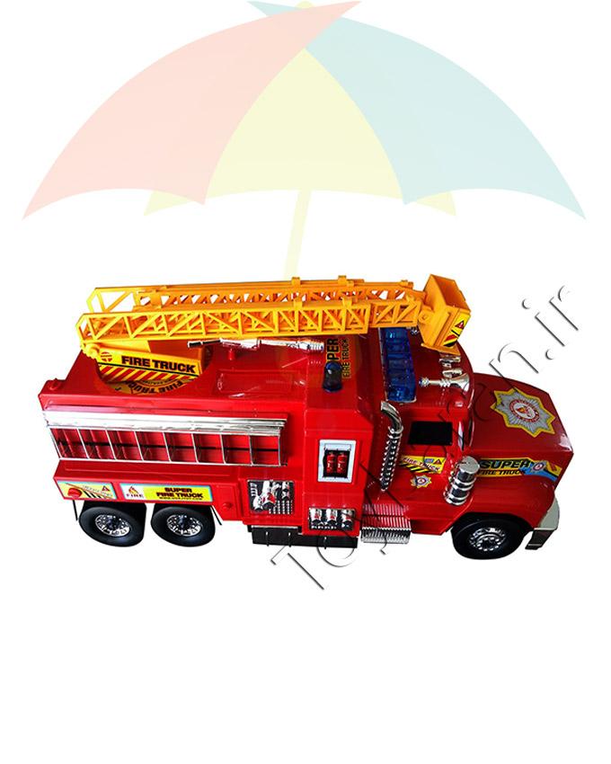 ماشین آتشنشانی سوپر درج