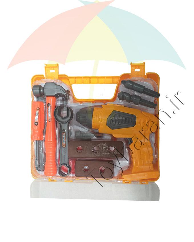 ست ابزار نجاری کیفی