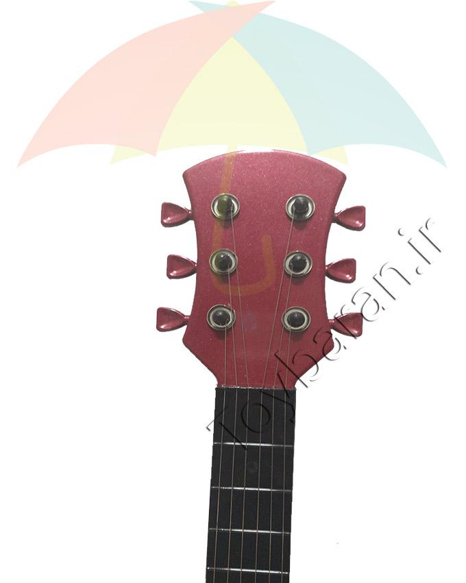 گیتار چوبی