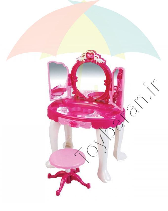 میز آرایشی دخترانه