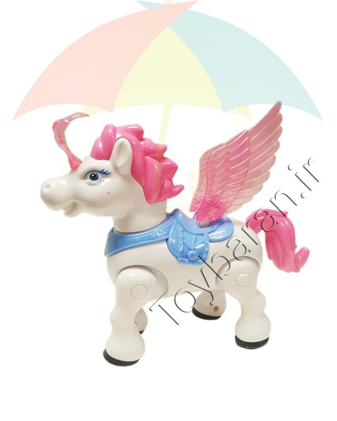 اسب فرشته موزیکال