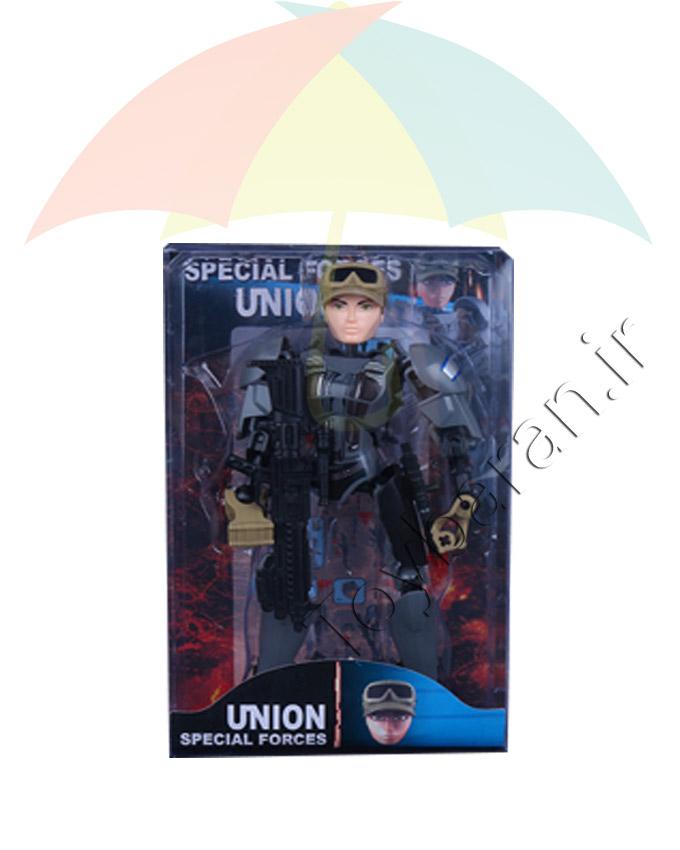 فیگور سرباز ارتش ویژه