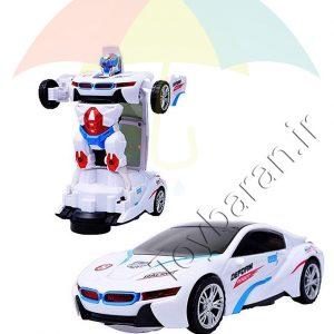 ماشین رباتی