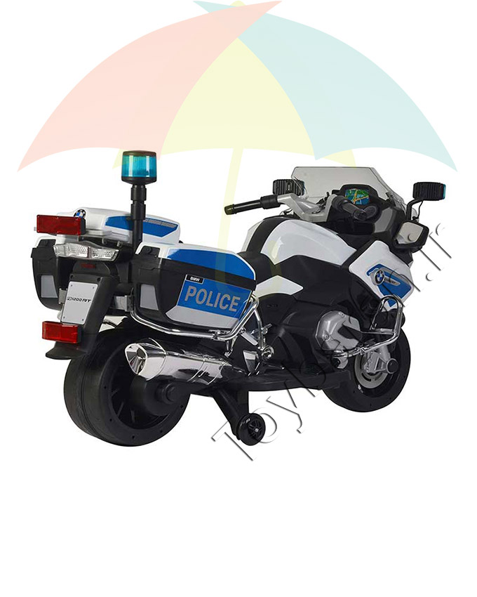 موتور شارژی پلیس