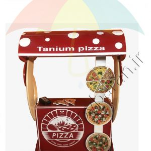 دکه پیتزا