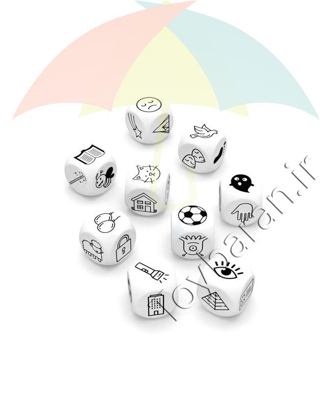 مکعب های قصه گویی