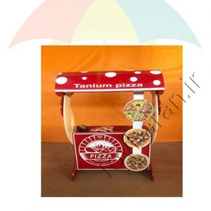 دکه پیتزا فروشی کودکان