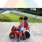 موتور شارژی کودک