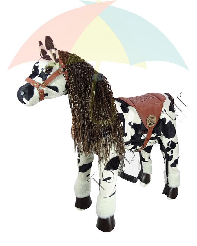 اسب رکابدار فربد تیزپا