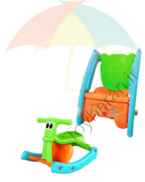 صندلی راکر کودک
