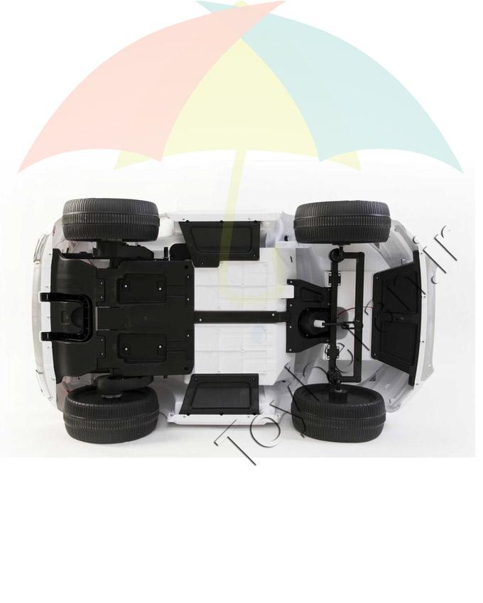 ماشین شارژی ولوو مدل XC90