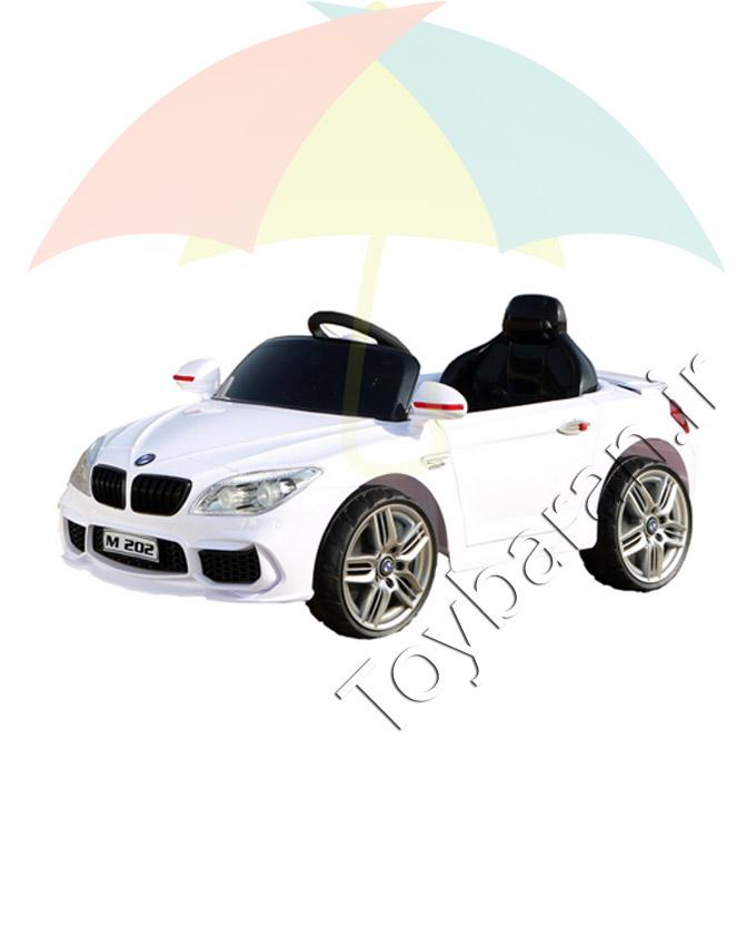 ماشین شارژی بی ام و BMW-M202