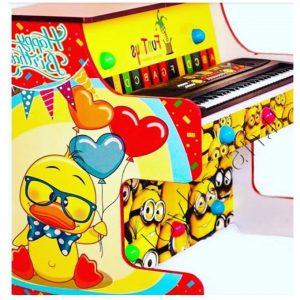 ارگ و پیانو