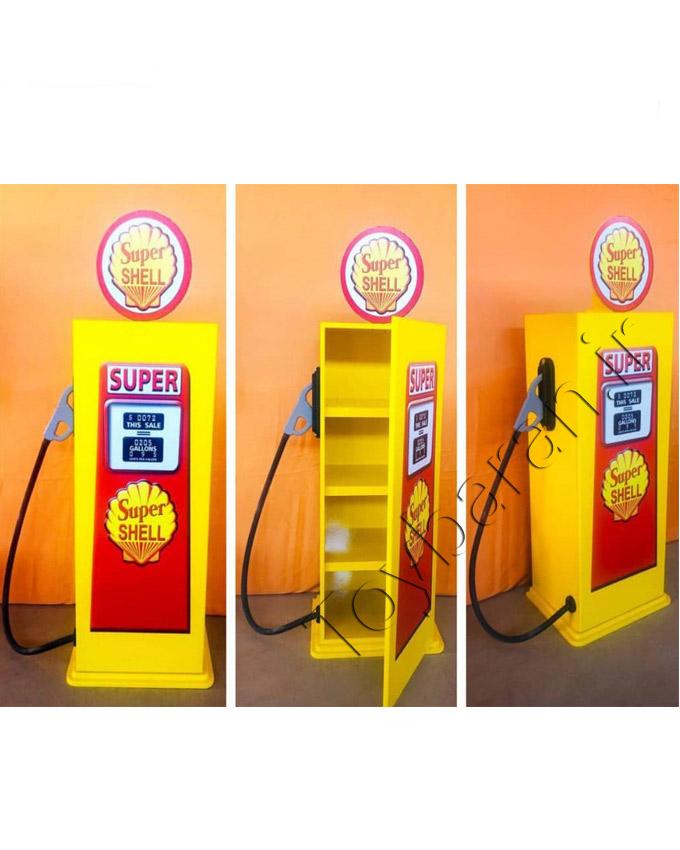 پمپ بنزین سوپر