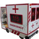 آمبولانس کودک