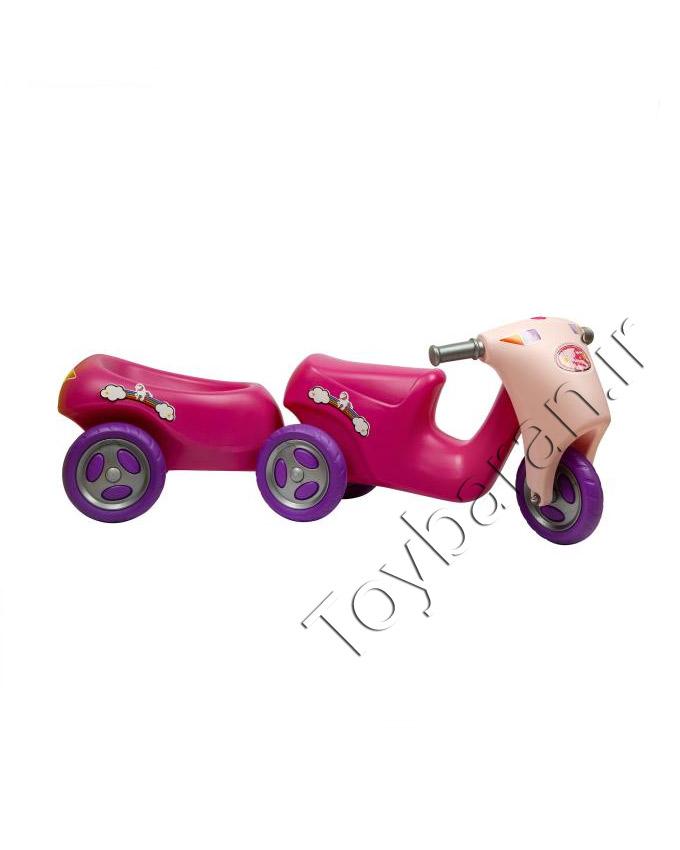 موتور یدک کش  کودک
