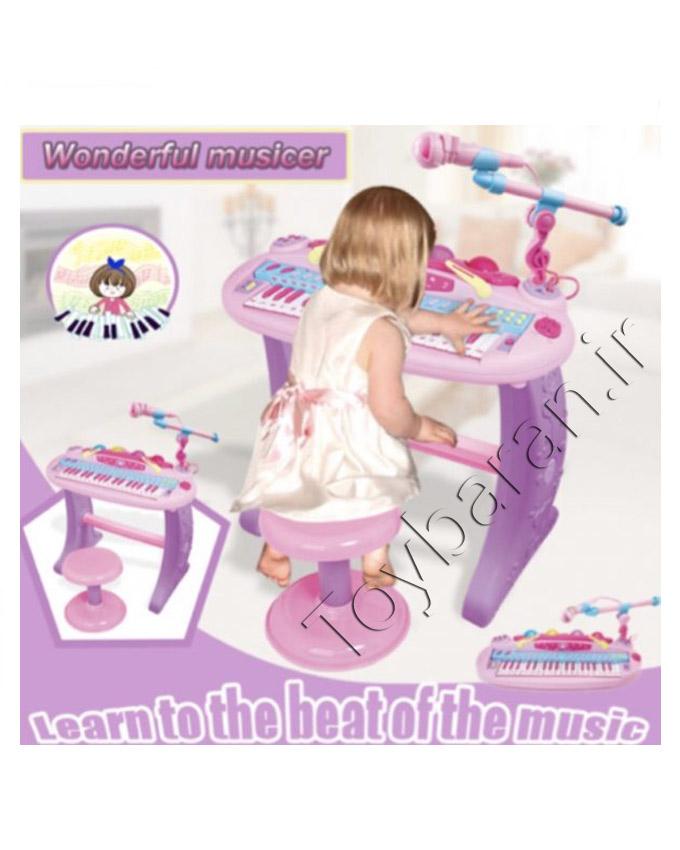 میز پیانو کودک