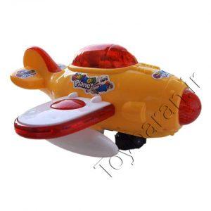 هواپیما جیمبو موزیکال