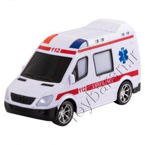 ماشین آمبولانس موزیکال