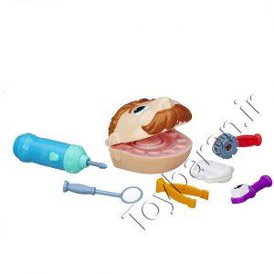 ست خمیر بازی دندانپزشکی
