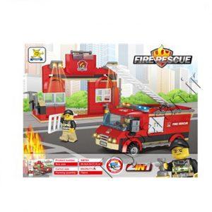 لگو آتشنشانی