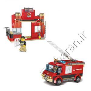 لگو ماشین آتشنشانی
