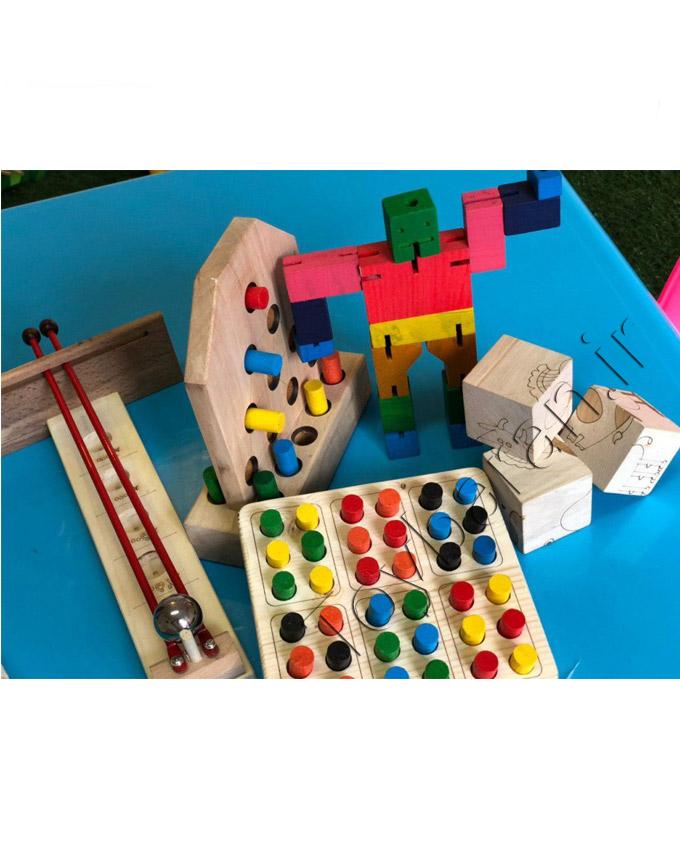 تقویت هوش کودک با بازی