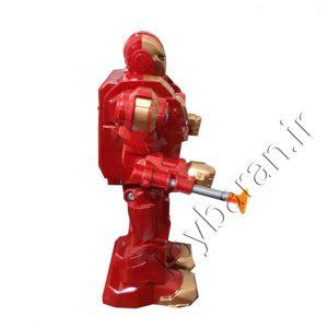ربات اسباب بازی تیر انداز