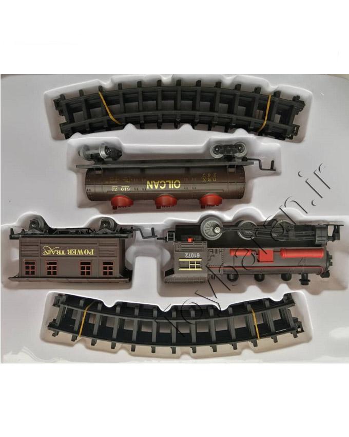 قطار ریلی کلاسیک