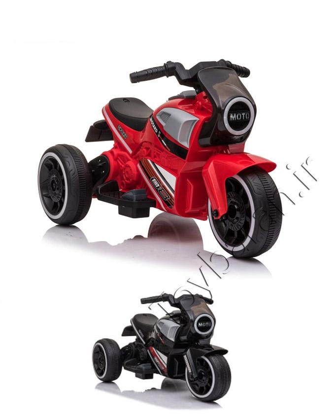 موتور شارژی دو موتوره R19
