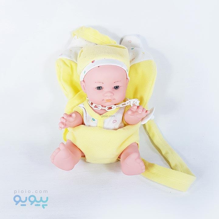 عروسک نوزاد مدل کوله پشتی