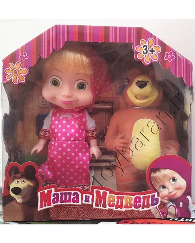 عروسک طرح ماشا و میشا